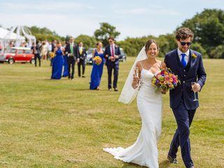 Julie & Alastair's wedding