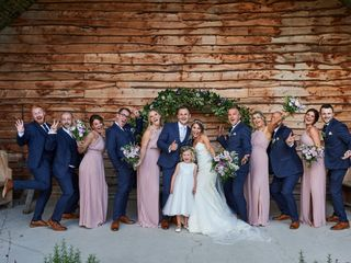 Daniel & Rebecca's wedding