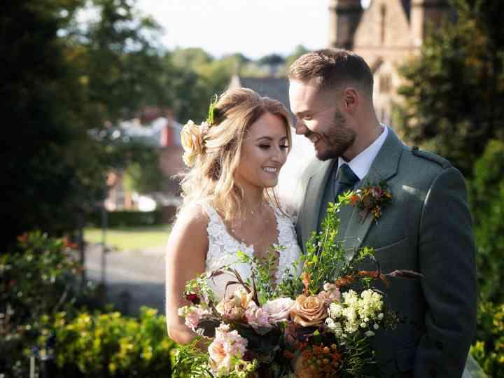 Gemma & Luke's wedding