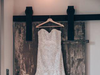 Aimee & Russell's wedding 1