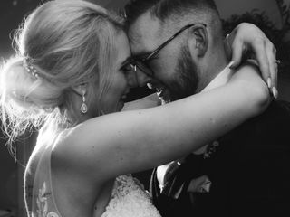 Riana & Mike's wedding