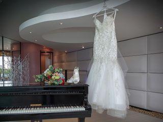 Graham & Michelle's wedding 1