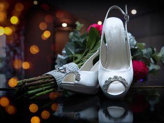 Graham & Michelle's wedding 2