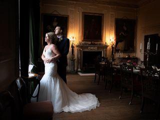 Graham & Michelle's wedding