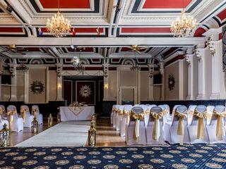 Gemma & Kristopher's wedding 1