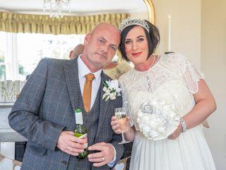 Sara & Steve's wedding