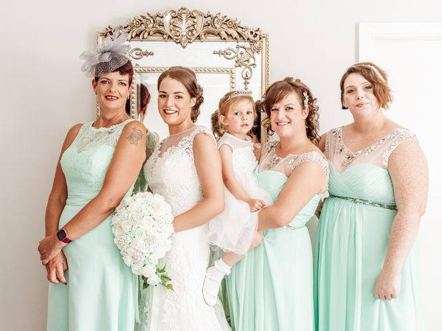 Kristopher and Gemma's wedding in Blackpool, Lancashire 2