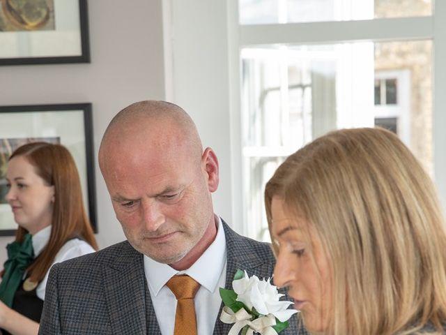 Steve and Sara's wedding in Darlington, Durham 7