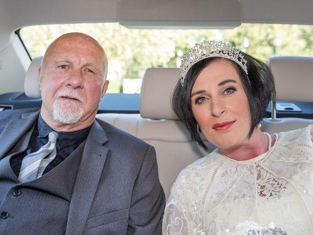 Steve and Sara's wedding in Darlington, Durham 9