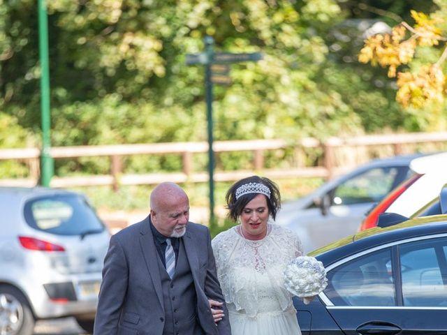 Steve and Sara's wedding in Darlington, Durham 10