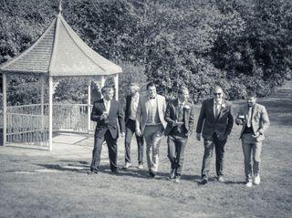 Nicola & Stephen's wedding 1
