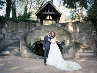 Nicola & Stephen's wedding