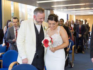 Max & Louise's wedding 2