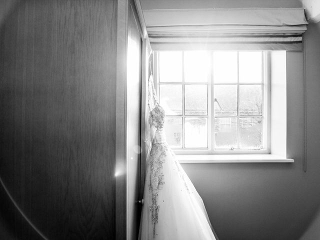 Dave and Ali's wedding in Woburn, Buckinghamshire 3
