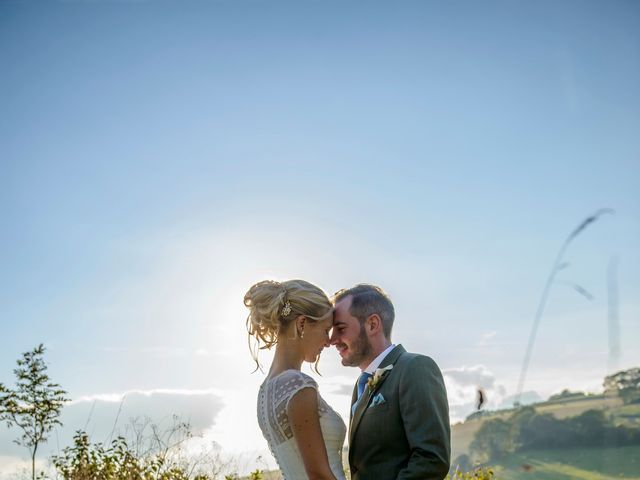 Karlie & Ben's wedding