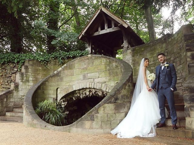 Hannah & Richard's wedding