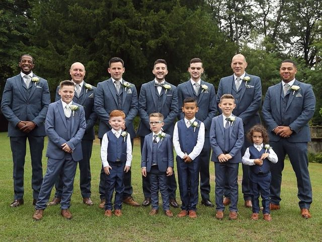 Richard and Hannah's wedding in Sutton Coldfield, West Midlands 7
