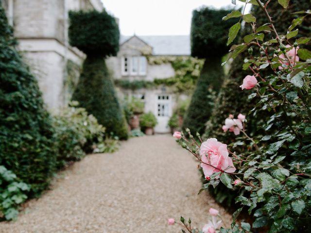 Ben and Zanna's wedding in Chippenham, Wiltshire 8
