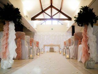 Lisa Wood & Dave Astbury's wedding 1