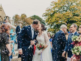 Suzi & Pete's wedding