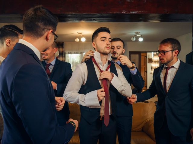 Bianca and Albert's wedding in Manchester, Greater Manchester 9