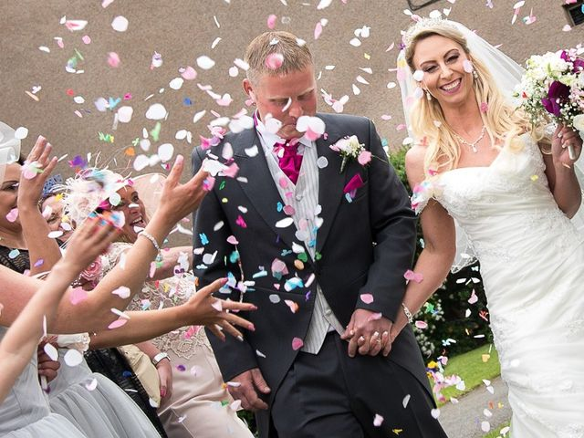 Debbie & Barry's wedding