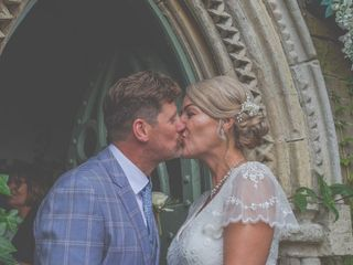 Greta & Spencer's wedding