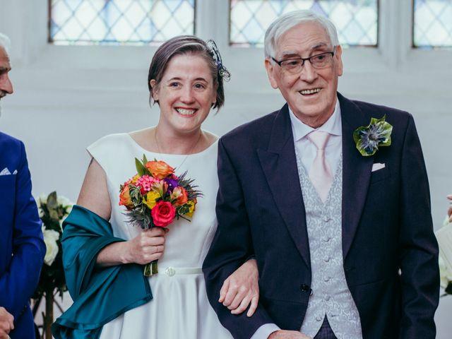 Judi & Ian's wedding