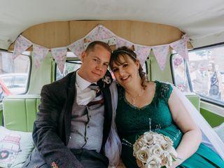 Rachael & John's wedding 1