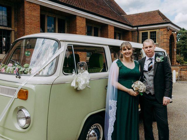 Rachael & John's wedding