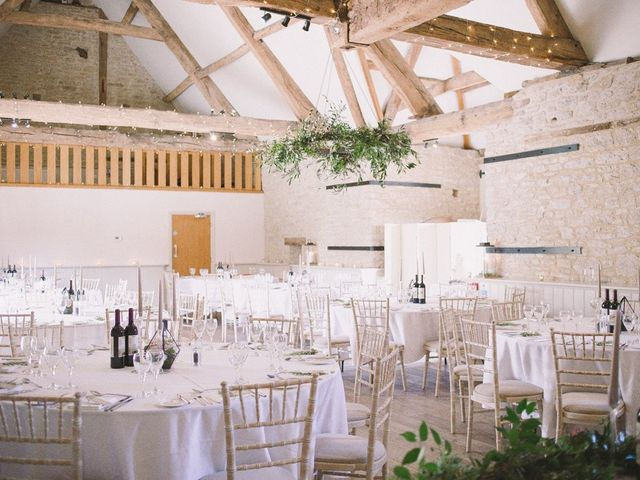 Daniel and Chess's wedding in Farleigh Wick, Wiltshire 1