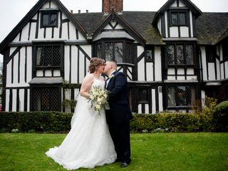 Gemma & Stuart's wedding