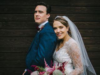 Jess & George's wedding