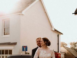 Annie & Steve's wedding
