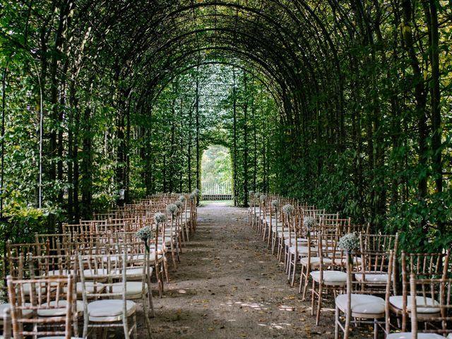Sergio and Natalie's wedding in Alnwick, Northumberland 2