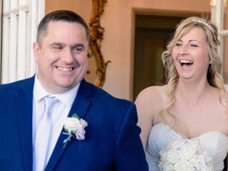 Zoe & Paul's wedding