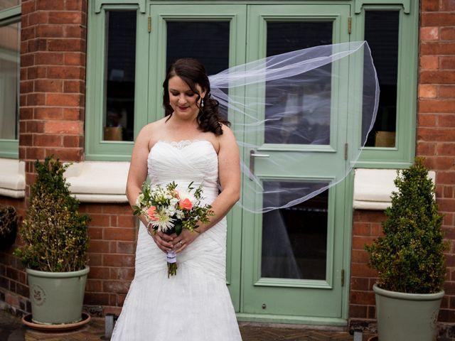 Paul and Aimee's wedding in Birmingham, West Midlands 4