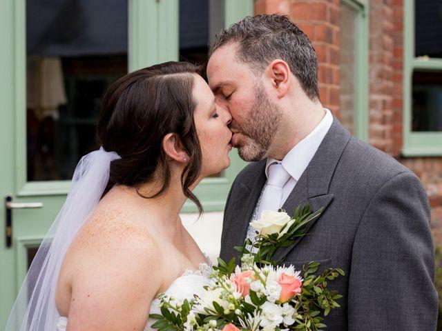 Paul and Aimee's wedding in Birmingham, West Midlands 5