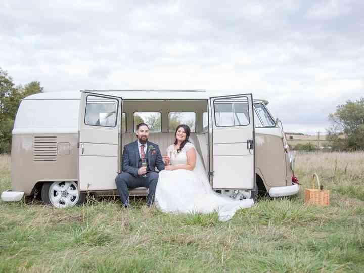 Ellie & Arron's wedding