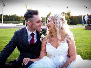 Ashleigh & Jason's wedding