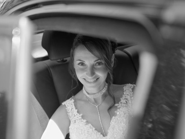 Rob and Edyta's wedding in Great Missenden, Buckinghamshire 3