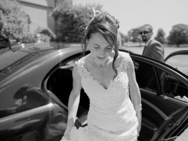 Rob and Edyta's wedding in Great Missenden, Buckinghamshire 7