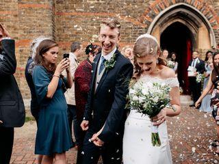 Amy & Matt's wedding