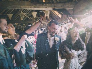 Liz & Toby's wedding