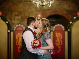 Alice & Rory's wedding