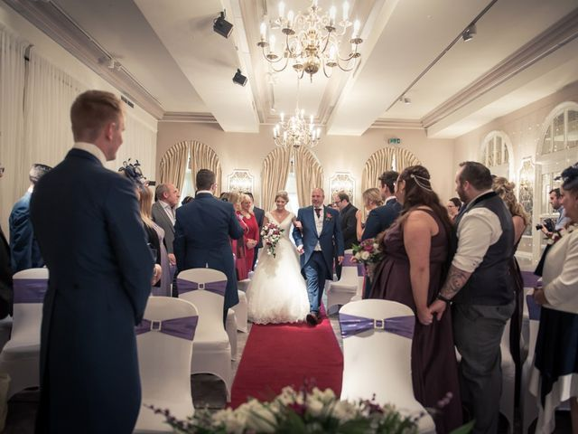 Steven and Amy's wedding in Sutton Coldfield, West Midlands 7