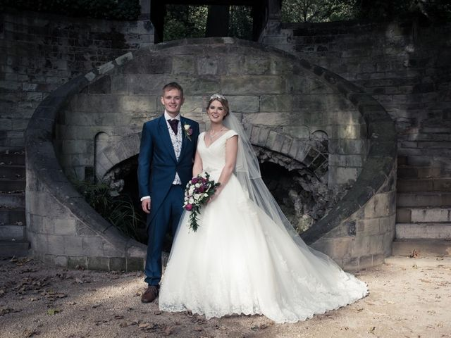 Amy & Steven's wedding