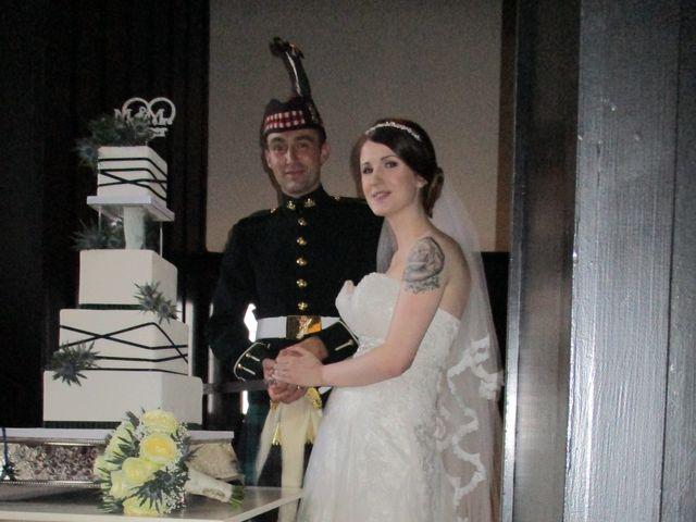 Richard and Beth's wedding in Glasgow, Glasgow City 1