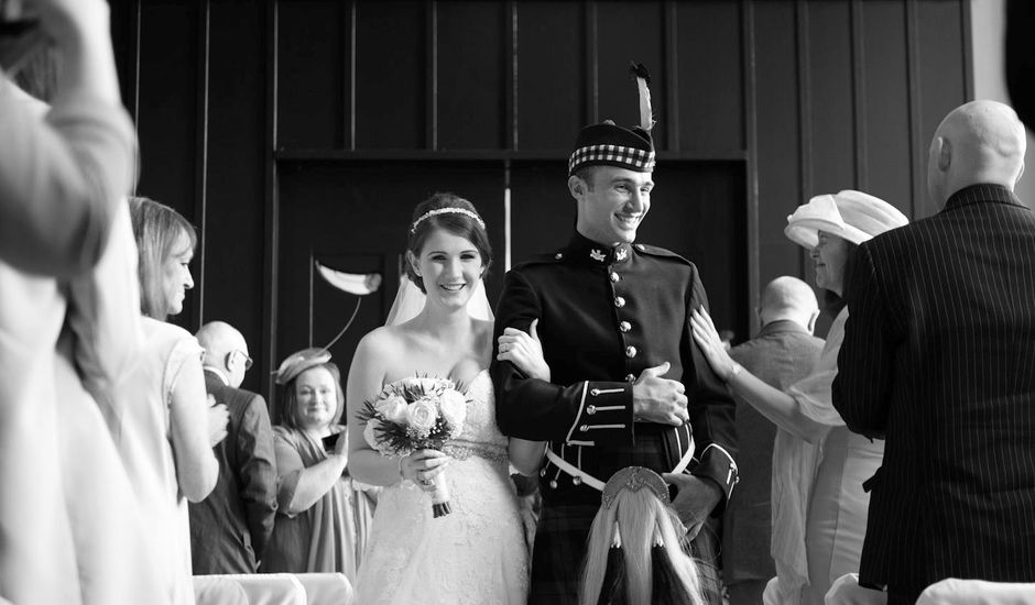 Richard and Beth's wedding in Glasgow, Glasgow City