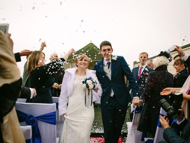 Leigh-Anne & Tom's wedding